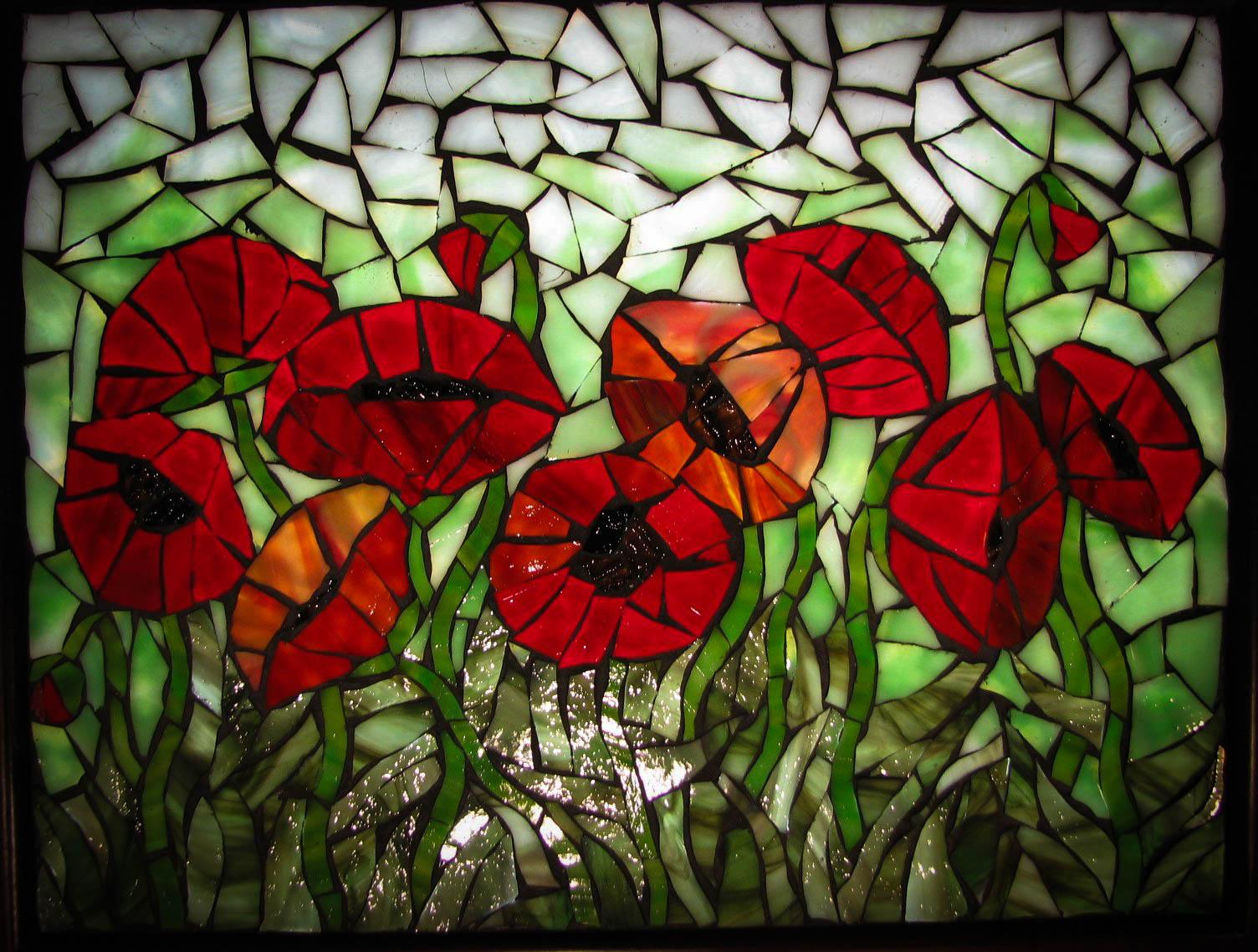 Mosaics Trent Art Glass