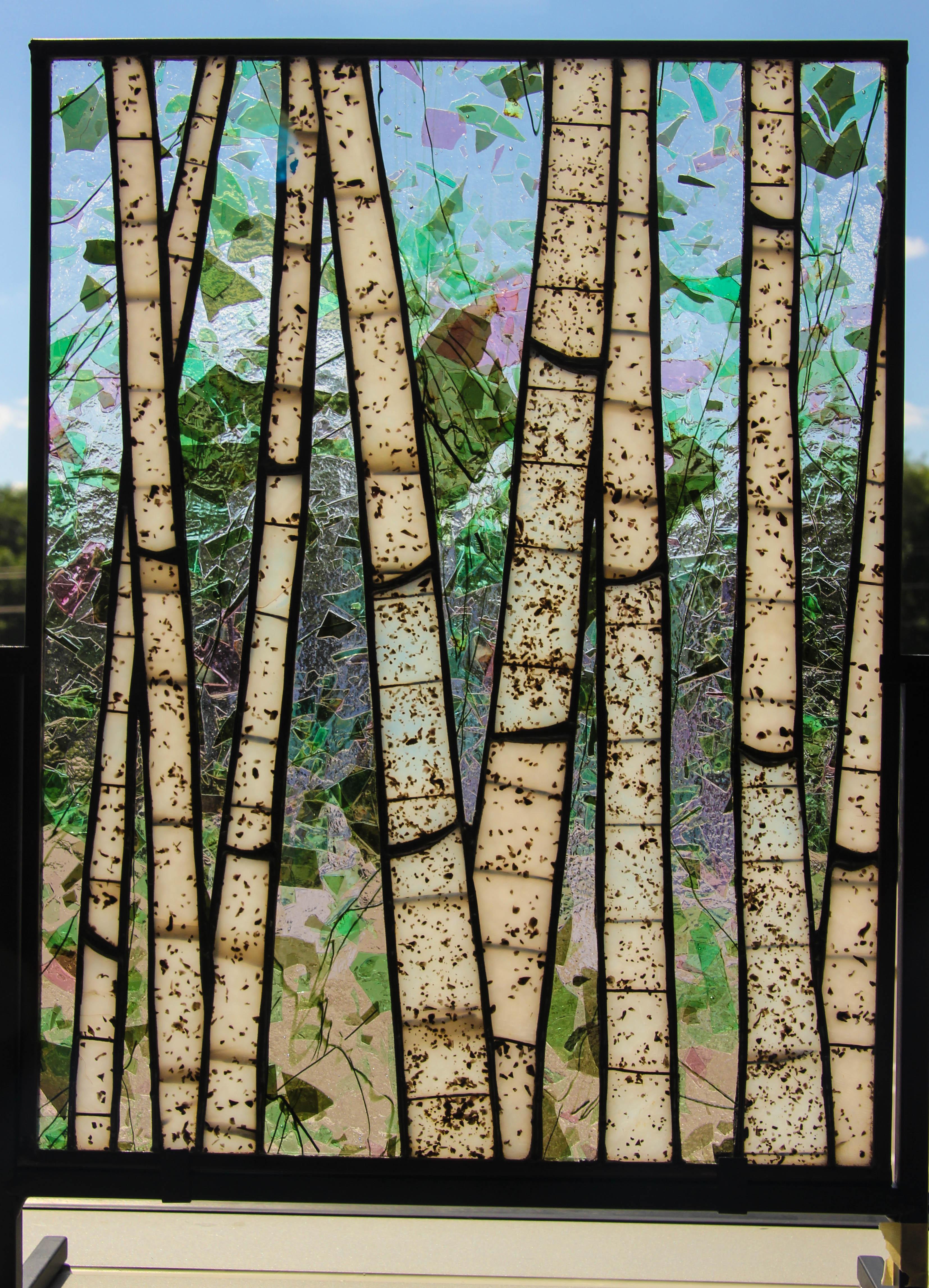 Glass Art Pieces Trent Art Glass